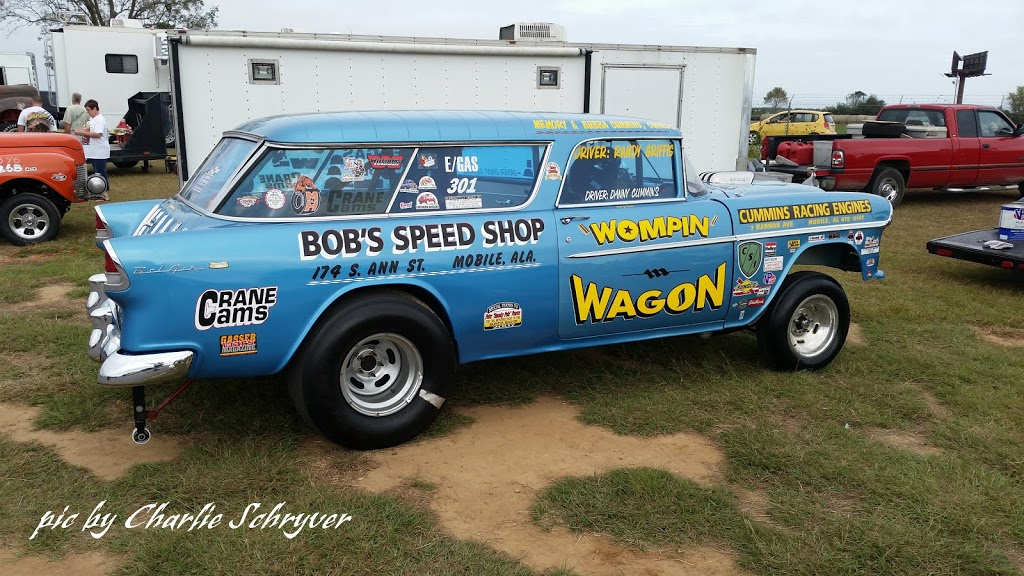 Davis Moore Chevy >> NOSTALGIA DRAG WORLD - Southern Outlaw Gassers Blowout II ...