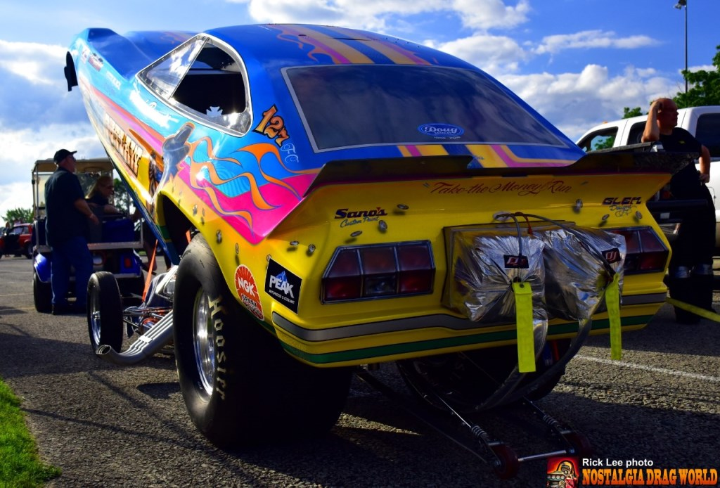 Funny Cars Raceway Park Jersey