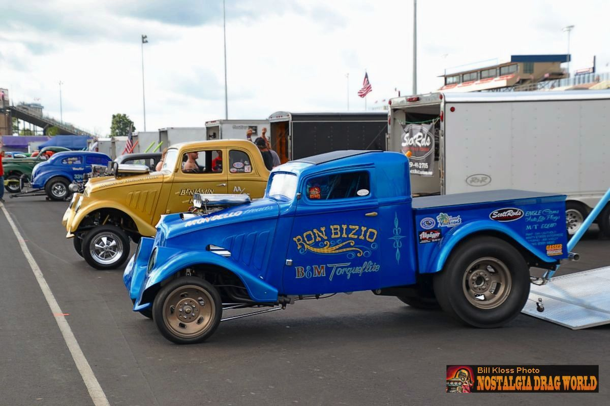 Ndw Makes A Showing On The Ron Bizio Gasser Owned By Jeff Cryan Out Of New York