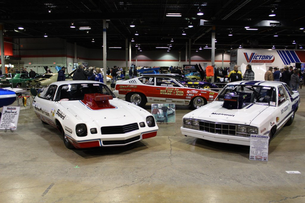 Nostalgia Drag World Muscle Car And Corvette Nationals 2017